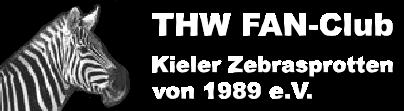THW FAN-Club Kieler Zebrasprotten von 1989 e.V.